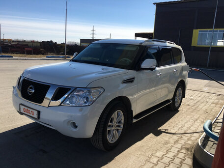 Купить Nissan Patrol пробег 157 000.00 км 2010 год выпуска