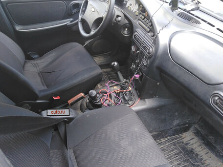 Купить Chevrolet Niva пробег 136.00 км 2007 год выпуска