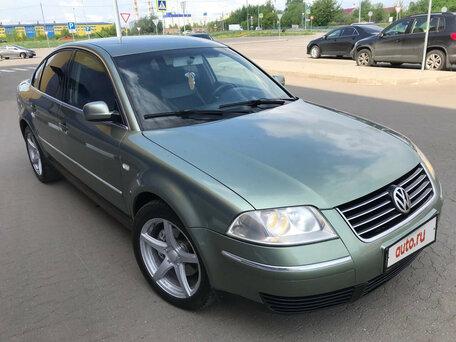 Купить Volkswagen Passat пробег 315 000.00 км 2001 год выпуска