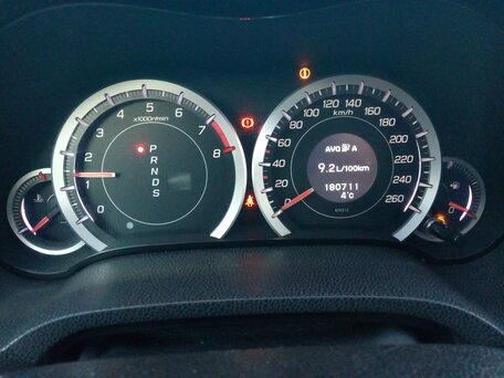 Купить Honda Accord пробег 181 000.00 км 2008 год выпуска