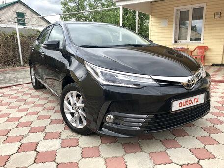Купить Toyota Corolla пробег 47 000.00 км 2016 год выпуска