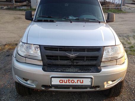Купить УАЗ Patriot пробег 128 000.00 км 2007 год выпуска