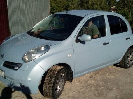 Купить Nissan Micra пробег 163 000.00 км 2006 год выпуска