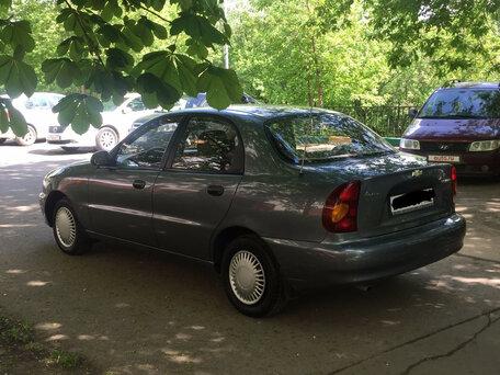 Купить Chevrolet Lanos пробег 78 000.00 км 2008 год выпуска