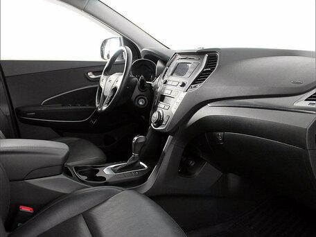 Купить Hyundai Santa Fe пробег 46 915.00 км 2016 год выпуска