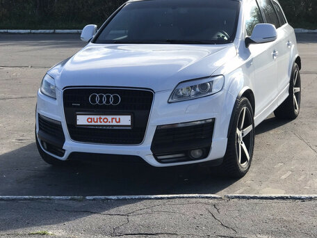 Купить Audi Q7 пробег 304.00 км 2008 год выпуска