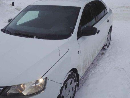 Купить Skoda Rapid пробег 86 000.00 км 2014 год выпуска