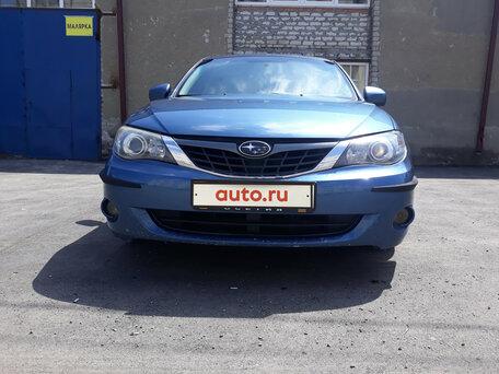 Купить Subaru Impreza пробег 175 000.00 км 2008 год выпуска