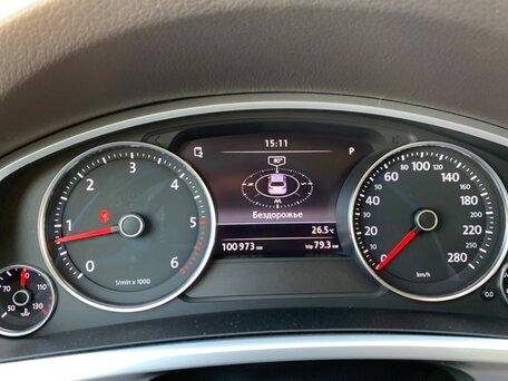 Купить Volkswagen Touareg пробег 99 000.00 км 2013 год выпуска