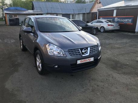 Купить Nissan Qashqai пробег 260 000.00 км 2007 год выпуска