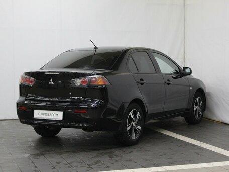 Купить Mitsubishi Lancer пробег 107 062.00 км 2012 год выпуска