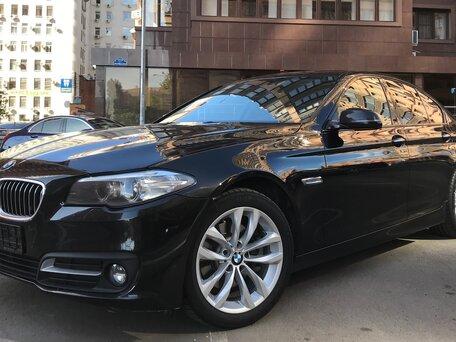Купить BMW 5 серия пробег 58 000.00 км 2016 год выпуска