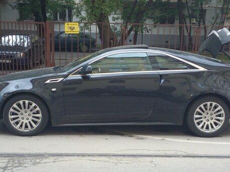 Купить Cadillac CTS пробег 109 000.00 км 2011 год выпуска