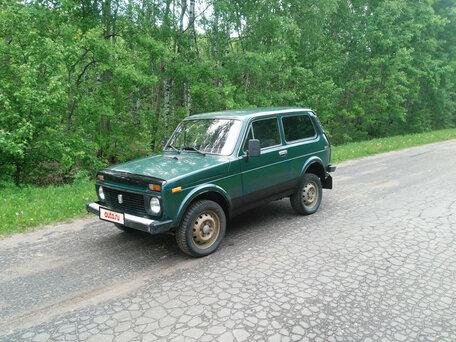 Купить ЛАДА (ВАЗ) 2121 (4x4) пробег 98 000.00 км 1991 год выпуска