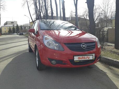 Купить Opel Corsa пробег 108 000.00 км 2010 год выпуска