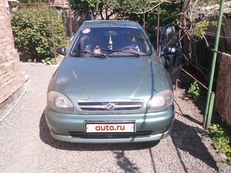 Купить ЗАЗ Sens пробег 145 490.00 км 2007 год выпуска