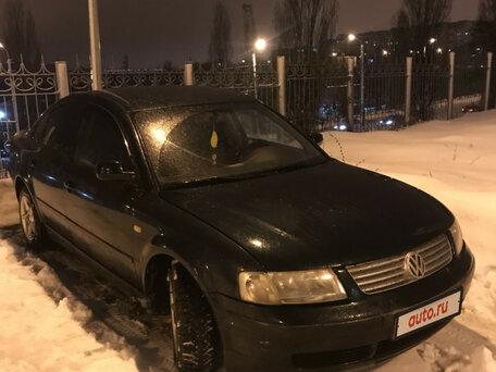 Купить Volkswagen Passat пробег 350 000.00 км 1997 год выпуска