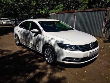 Купить Volkswagen Passat CC пробег 98 000.00 км 2012 год выпуска