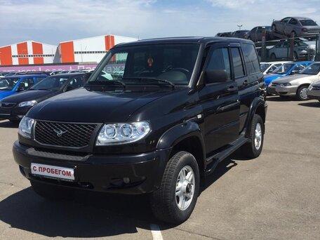 Купить УАЗ Patriot пробег 45 000.00 км 2012 год выпуска