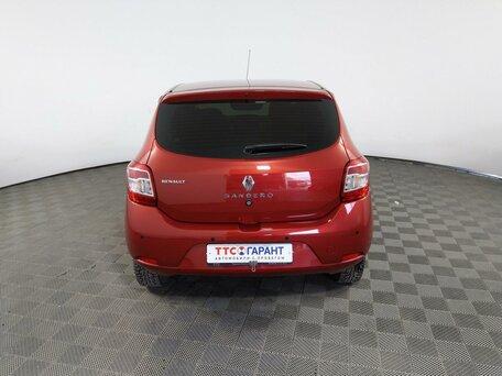Купить Renault Sandero пробег 28 983.00 км 2015 год выпуска