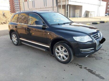 Купить Volkswagen Touareg пробег 106 871.00 км 2008 год выпуска