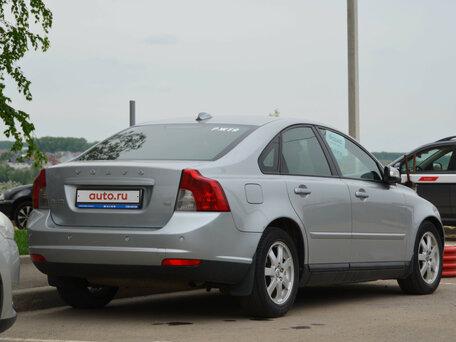 Купить Volvo S40 пробег 206 000.00 км 2007 год выпуска