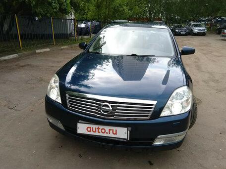 Купить Nissan Teana пробег 122 000.00 км 2007 год выпуска