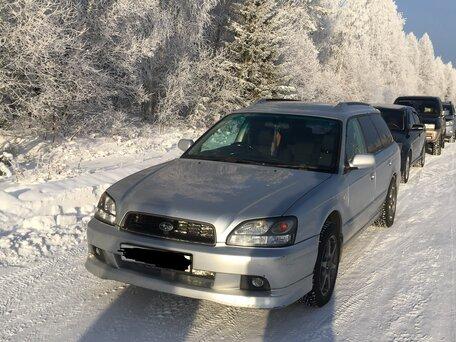 Купить Subaru Legacy пробег 230 000.00 км 2001 год выпуска