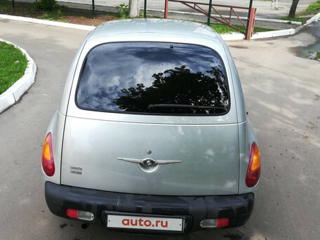 Купить Chrysler PT Cruiser пробег 170 000.00 км 2001 год выпуска