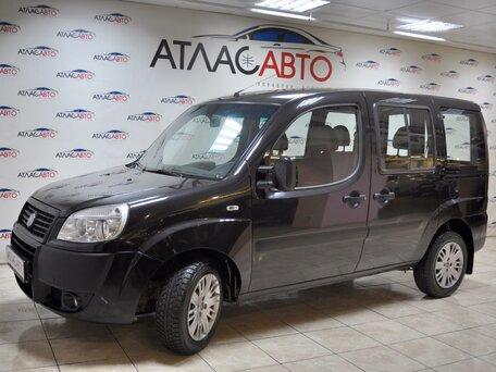 Купить FIAT Doblo пробег 116 481.00 км 2012 год выпуска