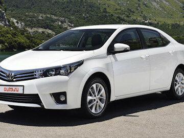 Купить Toyota Corolla пробег 67 000.00 км 2013 год выпуска