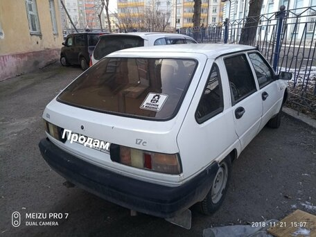 Купить ИЖ 2126 «Ода» пробег 205 000.00 км 2000 год выпуска