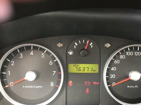 Купить Hyundai Getz пробег 76 400.00 км 2008 год выпуска