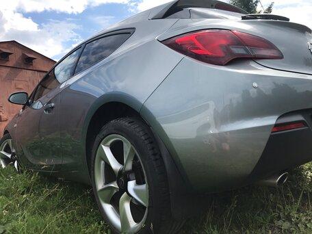 Купить Opel Astra пробег 66 000.00 км 2012 год выпуска