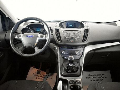 Купить Ford Kuga пробег 76 150.00 км 2014 год выпуска