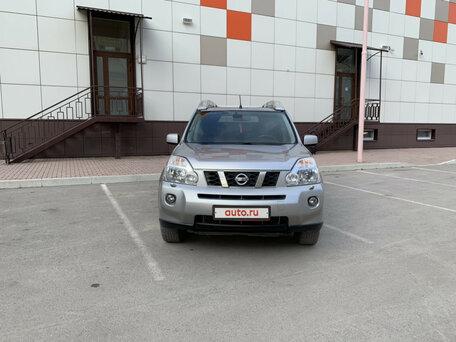 Купить Nissan X-Trail пробег 165 000.00 км 2008 год выпуска