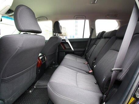 Купить Toyota Land Cruiser Prado пробег 34 000.00 км 2017 год выпуска