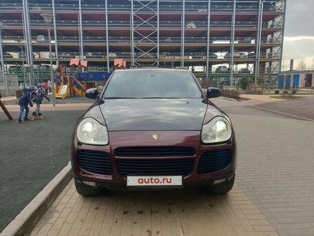Купить Porsche Cayenne пробег 210 000.00 км 2003 год выпуска