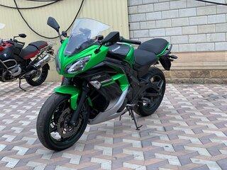 Kawasaki Ninja 400 бу купить Kawasaki Ninja 400 с пробегом