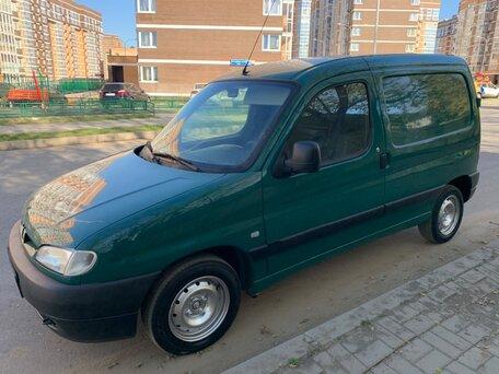 Купить Peugeot Partner пробег 147 000.00 км 2001 год выпуска