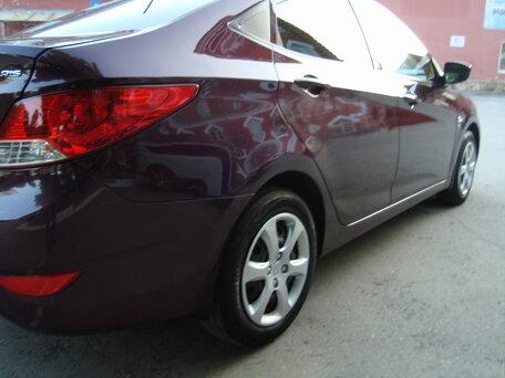 Купить Hyundai Solaris пробег 99 000.00 км 2013 год выпуска