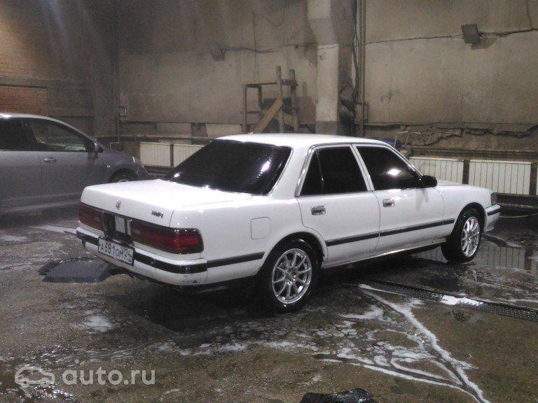 24 авто ру красноярск прадам тайота марк 2 #6