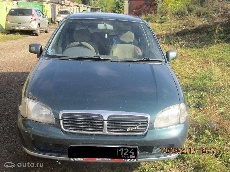 Купить Toyota Starlet V (P90) с пробегом в Красноярске