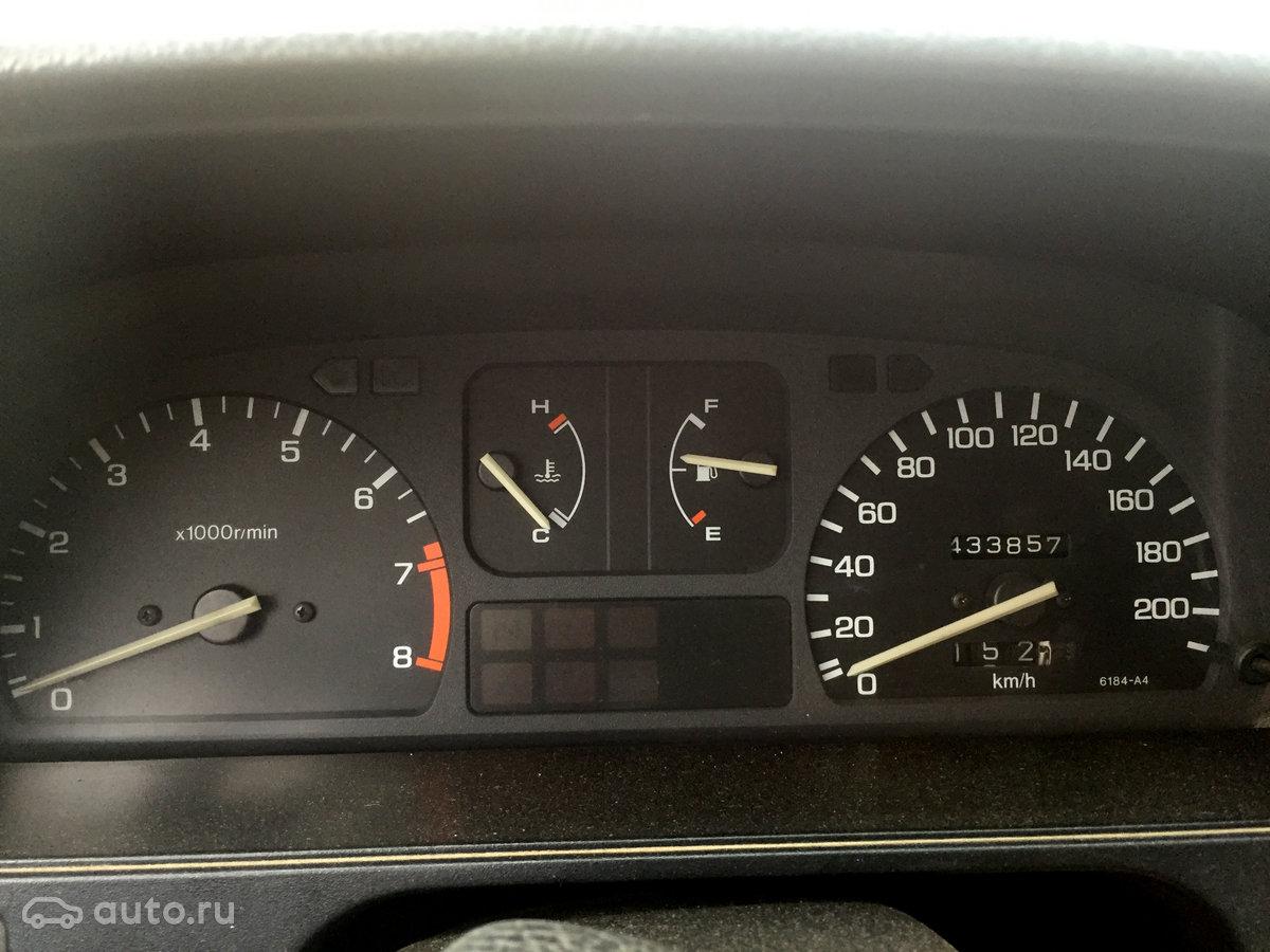 Honda Civic Iv Shuttle 1992 Odometer Object 9