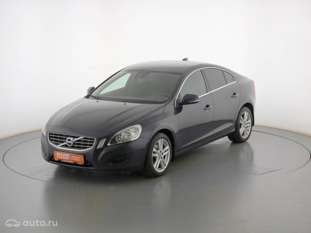 Купить Volvo S60 II с пробегом в Москве и Московской области  Вольво ... bc9b530d827