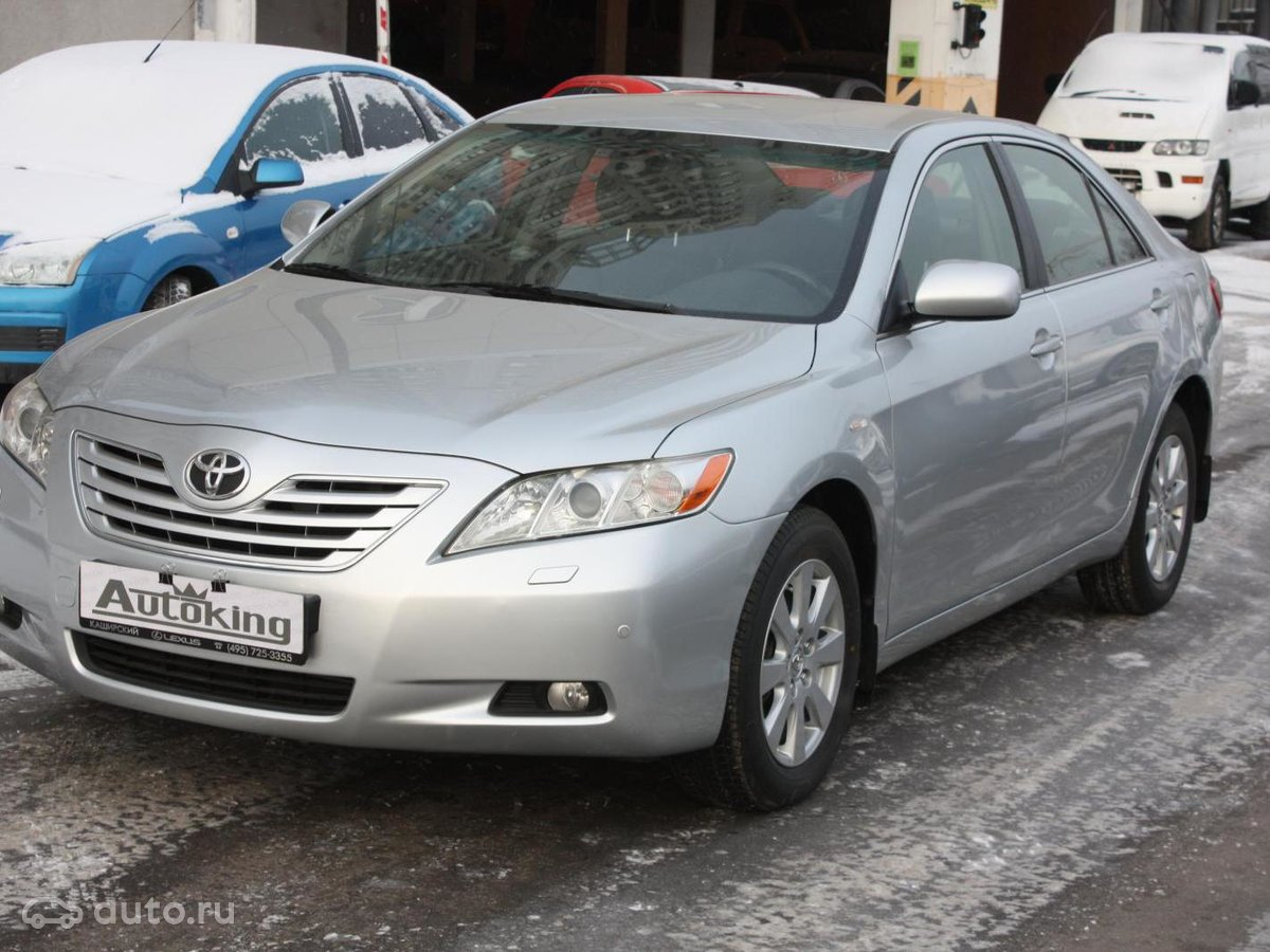 Toyota Camry 2006 2 4