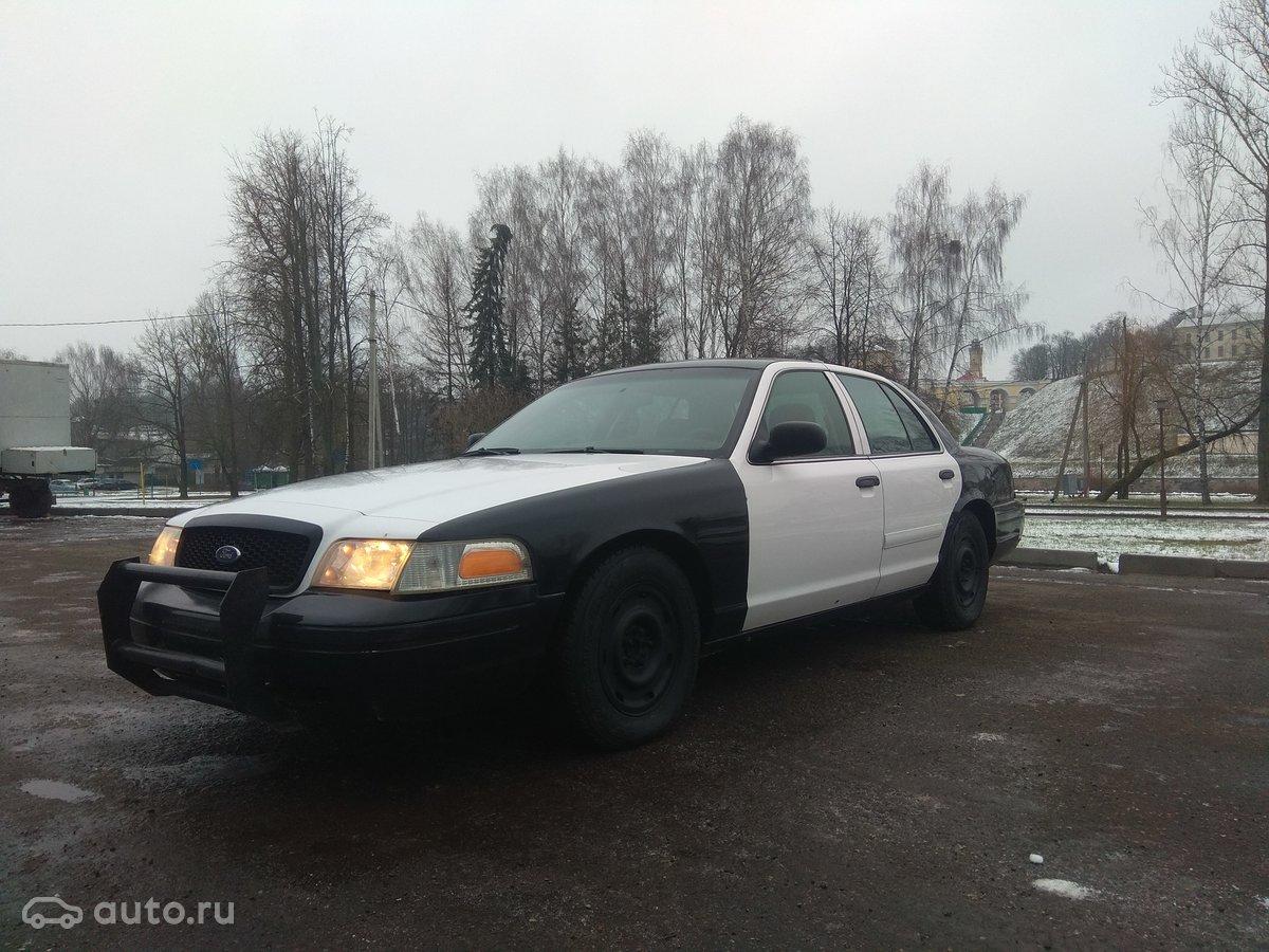 Купить ford crown victoria ii с пробегом в Гродно: Форд Краун