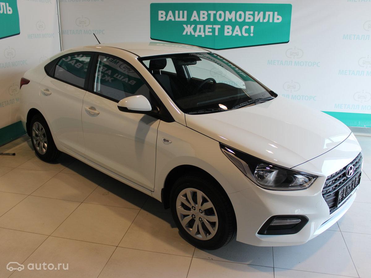 Build Hyundai Solaris 2017 has already begun 8