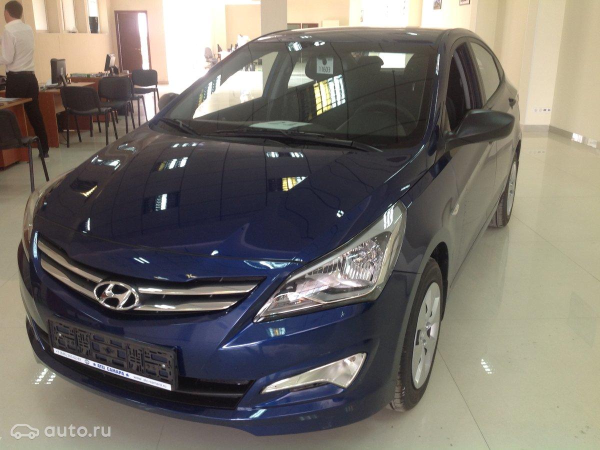Hyundai Solaris в Самаре Хендай Солярис: цены