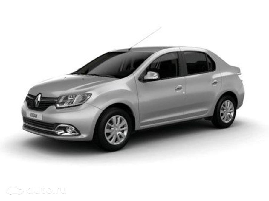 Renault logan new запчасти